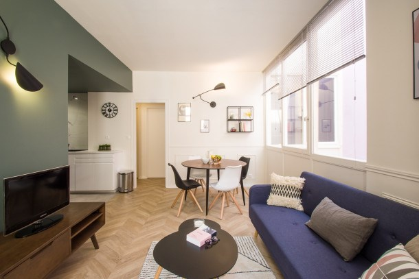 Location vacances Toulouse -  Appartement - 3 personnes - Ascenseur - Photo N° 1