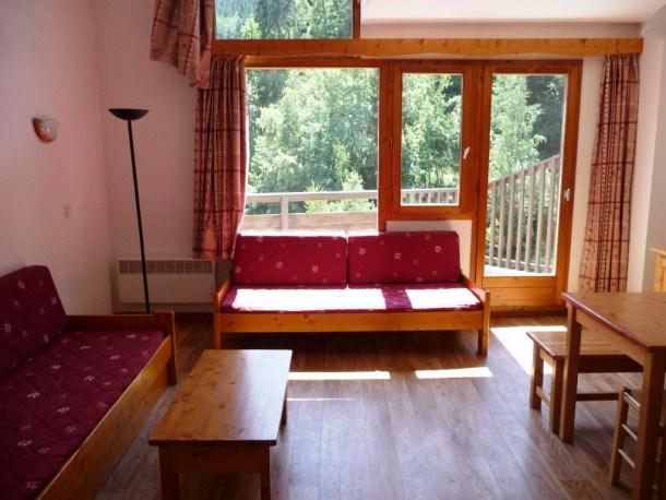 Location vacances La Perrière -  Appartement - 9 personnes - Télévision - Photo N° 1
