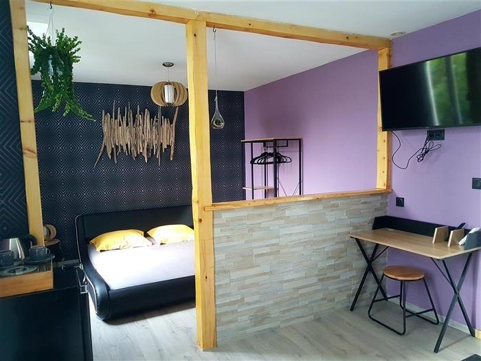 Location vacances Nevers -  Chambre d'hôtes - 2 personnes - Télévision - Photo N° 1
