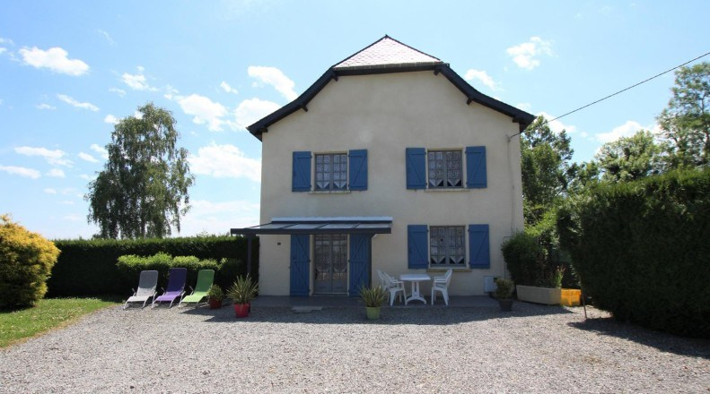 Holiday rentals Sainte-Colome - Cottage - 5 persons - BBQ - Photo N° 1