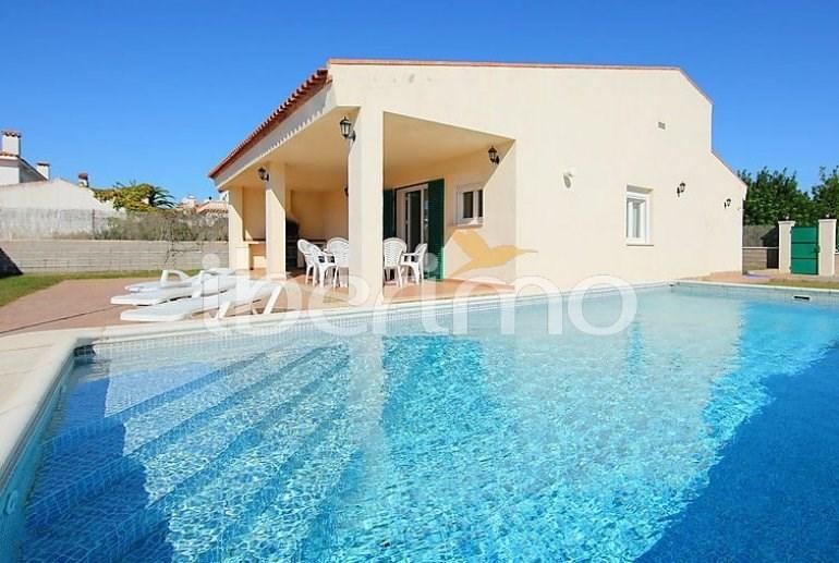 Villa à Miami Platja pour 10 personnes - 4 chambres