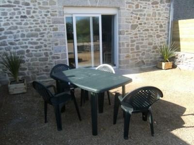 Location vacances Néville-sur-Mer -  Gite - 4 personnes - Barbecue - Photo N° 1