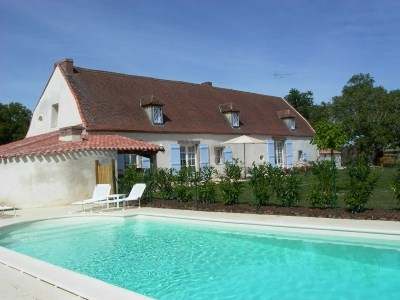 Holiday rentals Tallud-Sainte-Gemme - Cottage - 8 persons - BBQ - Photo N° 1