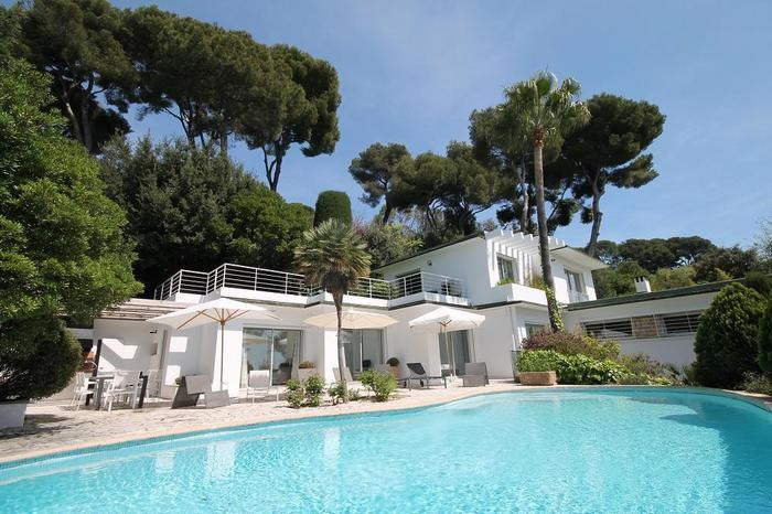Holiday rentals Cannes - House - 10 persons - BBQ - Photo N° 1
