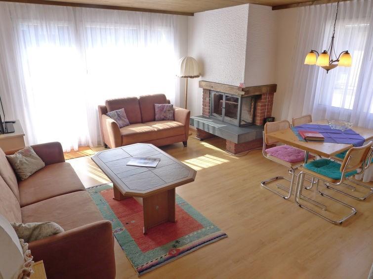 Appartement pour 3 personnes à Amden
