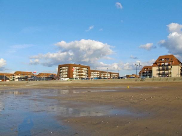 Location vacances Villers-sur-mer -  Appartement - 2 personnes - Télévision - Photo N° 1