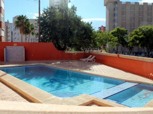 Location vacances Benidorm -  Appartement - 2 personnes - Télévision - Photo N° 1