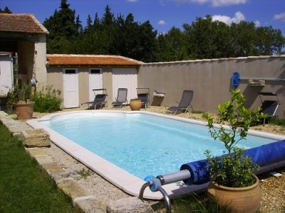 Location vacances Eyragues -  Gite - 4 personnes - Barbecue - Photo N° 1