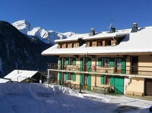 Location vacances Châtel -  Appartement - 7 personnes - Barbecue - Photo N° 1