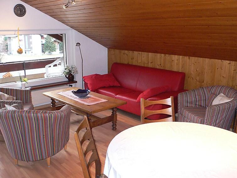 Location vacances Täsch -  Appartement - 5 personnes -  - Photo N° 1