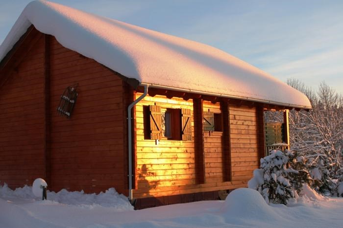 Location vacances Lac-des-Rouges-Truites -  Maison - 4 personnes - Barbecue - Photo N° 1