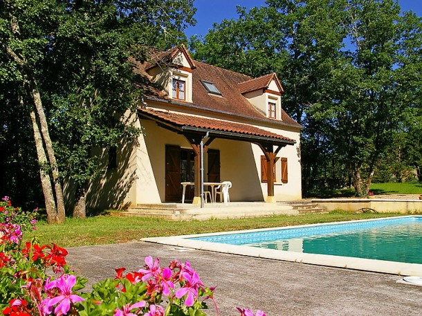 Location vacances Salviac -  Maison - 6 personnes - Barbecue - Photo N° 1