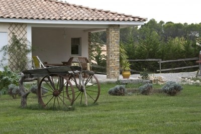 Holiday rentals Buzignargues - Cottage - 8 persons - BBQ - Photo N° 1
