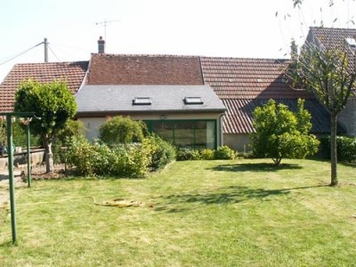 Location vacances Boulleret -  Gite - 6 personnes - Barbecue - Photo N° 1