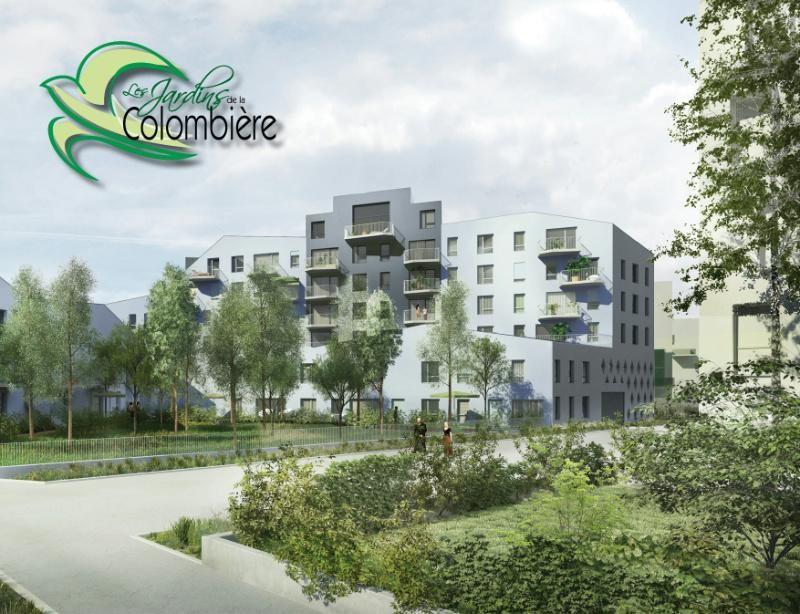Les jardins de la colombière dijon programme immobilier neuf