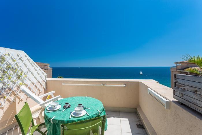 Location vacances Cannes -  Appartement - 5 personnes - Jardin - Photo N° 1