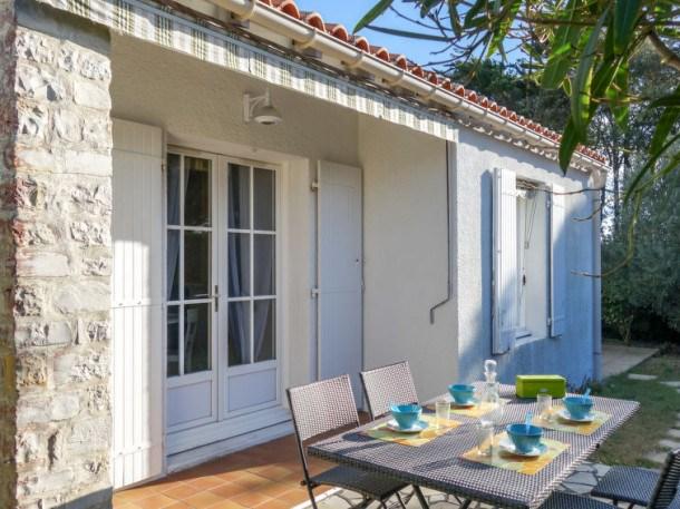 Location vacances Saint-Palais-sur-Mer -  Appartement - 4 personnes - Barbecue - Photo N° 1