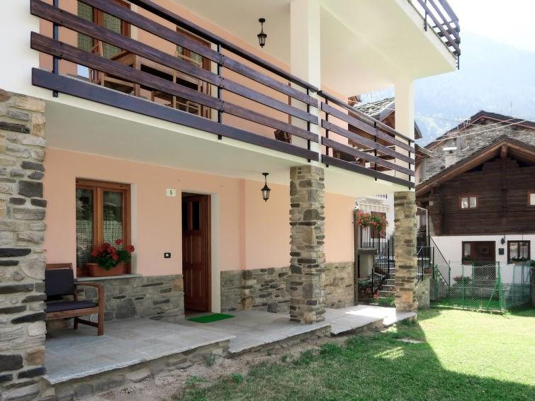 Location vacances Gressoney-La-Trinité -  Appartement - 6 personnes -  - Photo N° 1