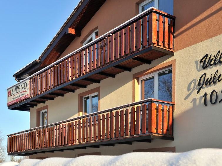 Appartement pour 2 personnes à Tatranská Lomnica