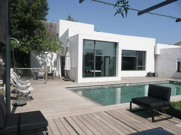 Holiday rentals Junas - House - 8 persons - BBQ - Photo N° 1