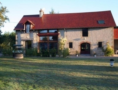 Location vacances Lusigny -  Maison - 6 personnes - Barbecue - Photo N° 1