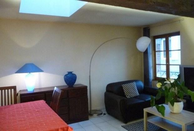 Alquileres de vacaciones Albi - Apartamento - 4 personas - Televisión - Foto N° 1