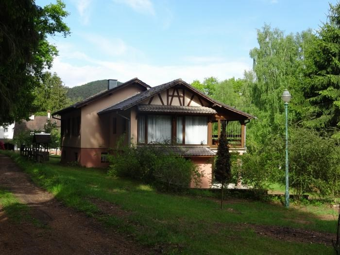Holiday rentals Dambach - House - 5 persons - BBQ - Photo N° 1