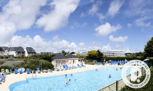 Location vacances Arzon -  Appartement - 5 personnes - Télévision - Photo N° 1