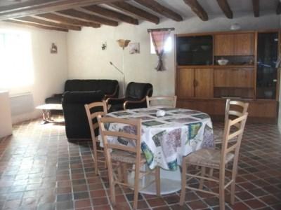 Alquileres de vacaciones Pontigné - Cabaña - 4 personas - BBQ - Foto N° 1