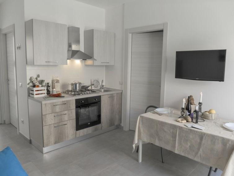 Appartement pour 2 personnes à Sampieri