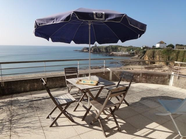 Holiday rentals Clohars-Carnoët - Apartment - 4 persons - Garden furniture - Photo N° 1