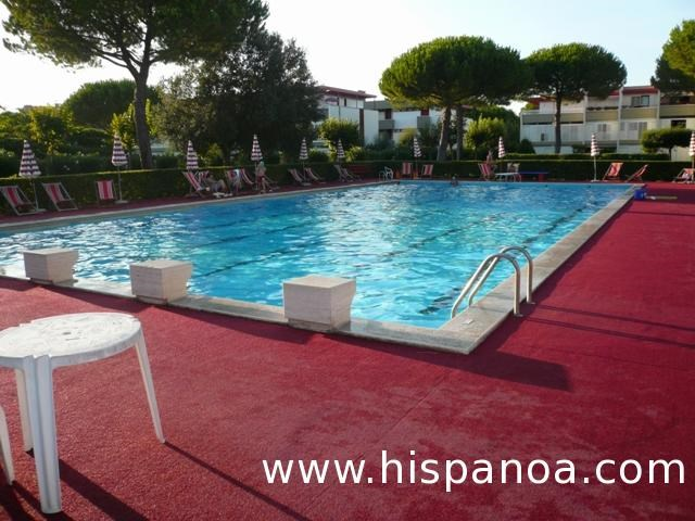 Apartment for 4 ppl. with pool, Livorno