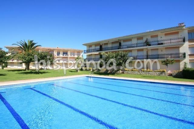 Alquileres de vacaciones Palafrugell - Apartamento - 5 personas - Mueble de jardín - Foto N° 1