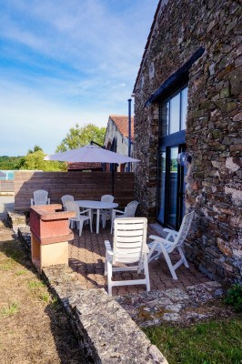 Location vacances Froidfond -  Maison - 4 personnes - Barbecue - Photo N° 1