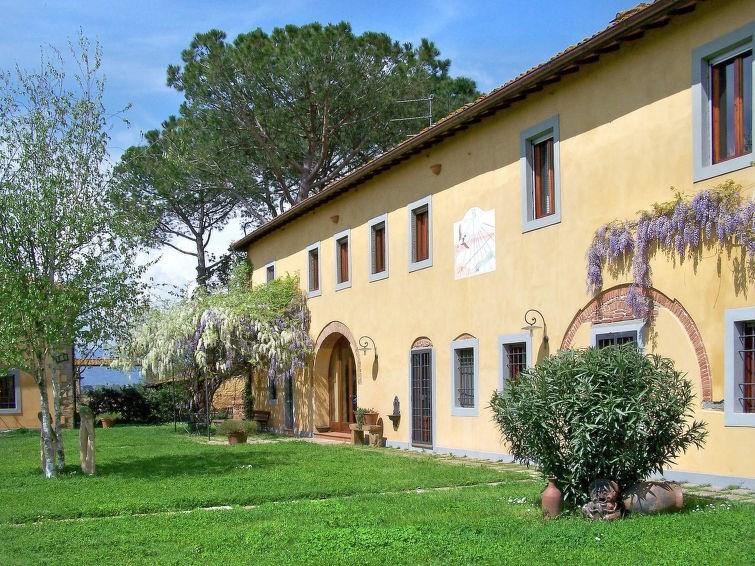 Appartement pour 7 à Monsummano Terme