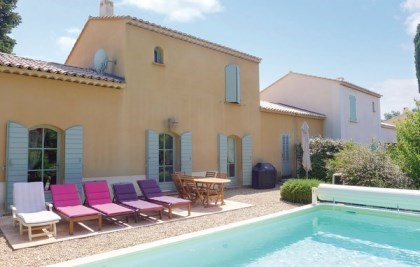 Location vacances Saint-Rémy-de-Provence -  Maison - 6 personnes - Télévision - Photo N° 1