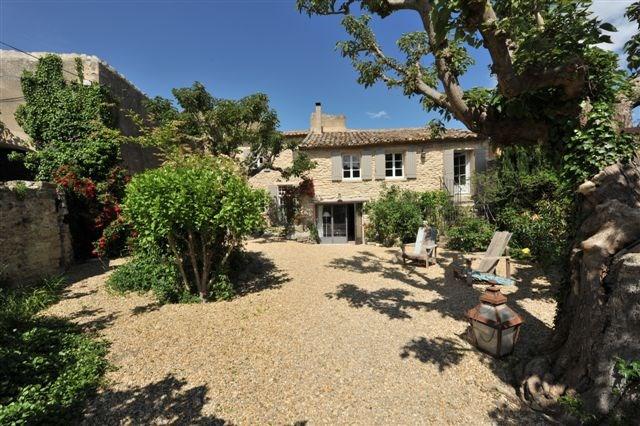Location vacances Cabrières-d'Avignon -  Maison - 8 personnes -  - Photo N° 1