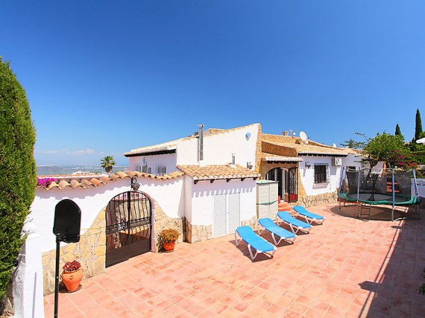 Location vacances Pego -  Maison - 5 personnes - Barbecue - Photo N° 1