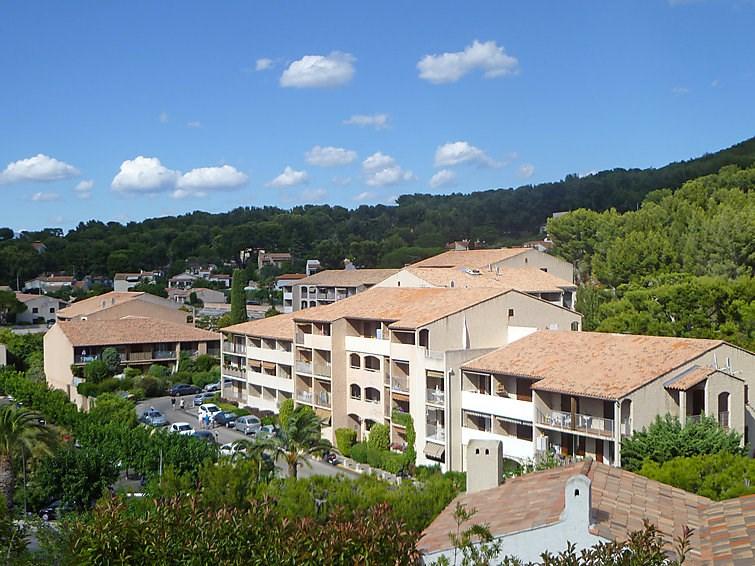 Appartement pour 4 à Saint Cyr sur Mer La Madrague