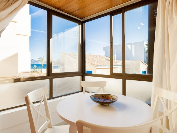 Location vacances Pollença -  Appartement - 3 personnes - Télévision - Photo N° 1
