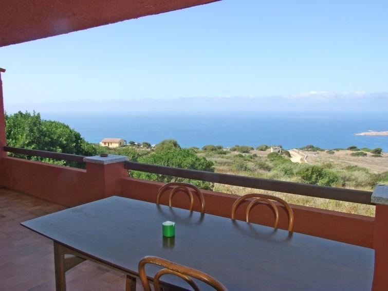 Appartement pour 4 personnes à Isola Rossa