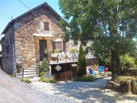 Holiday rentals Druelle - House - 5 persons - BBQ - Photo N° 1