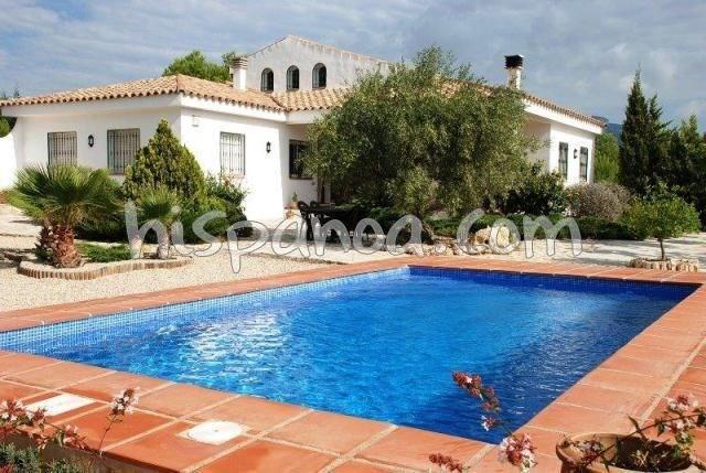 Magnifique villa avec piscine privée pour