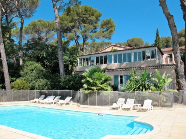 Location vacances La Croix-Valmer -  Appartement - 2 personnes - Télévision - Photo N° 1