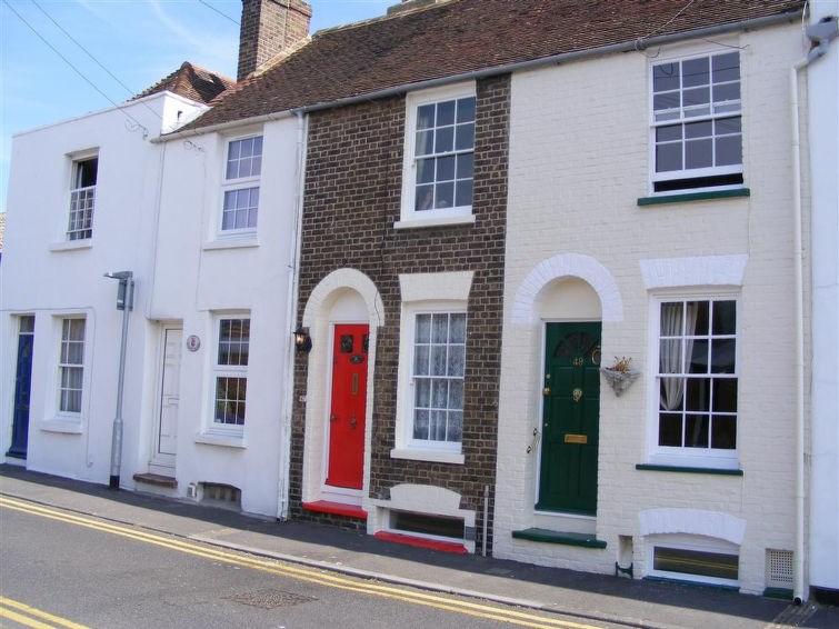 Maison pour 3 personnes à Deal - Kingsdown