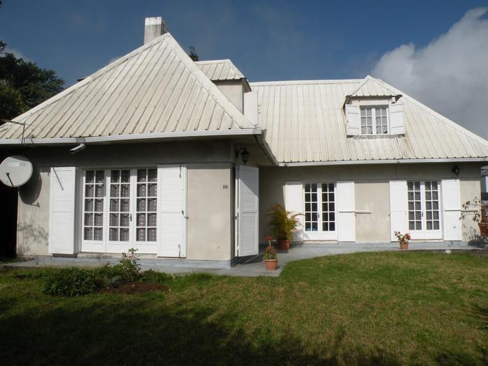 la villa meublée