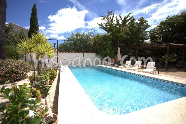 Holiday rentals Altea - House - 6 persons - BBQ - Photo N° 1