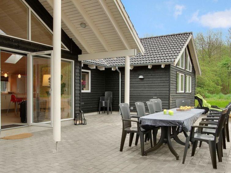 Maison pour 8 personnes à Tranekær