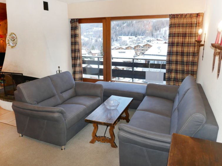Location vacances Nendaz -  Appartement - 9 personnes -  - Photo N° 1