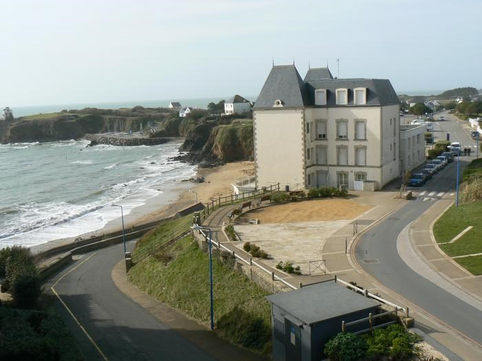 Location vacances Clohars-Carnoët -  Appartement - 4 personnes - Jeux d'extérieurs - Photo N° 1